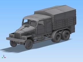 LKW IFA G5 Bautruppwagen 1:120 in Smooth Fine Detail Plastic