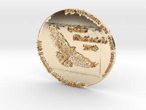 Queen Elizabeth II - Royal NZ Gold Reserve 2015 Co in 14K Yellow Gold