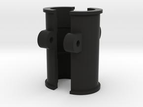 G4 Clamp - Super Tough (Thick Version) in Black Natural Versatile Plastic