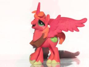 Princess Big Mac in Full Color Sandstone