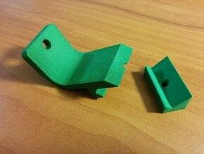 Contour 3330 Waterproof Case Picatinny Mount Adapt in Green Processed Versatile Plastic