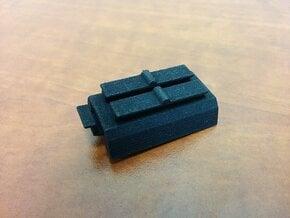 Contour Action Cam ACH-ARC Mount Adapter in Black Natural Versatile Plastic