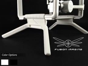 2.4 inch DJI Phantom 3 Gimbal Guard / Leg Extender in White Natural Versatile Plastic