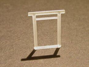 Torii, Shinmei small 5x, N-gauge in Smooth Fine Detail Plastic