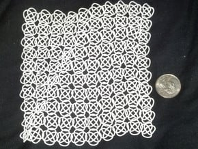 Carrick mail in White Natural Versatile Plastic