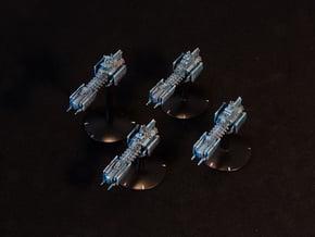 Legion - Infante Class Frigate (x4) in Smooth Fine Detail Plastic