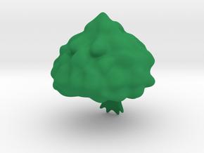 Evilseed in Green Processed Versatile Plastic