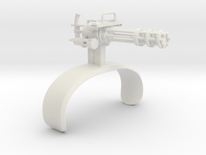 DJI Phantom - Snap Strap with Mini Gun in White Natural Versatile Plastic