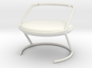 Chair No. 16 in White Strong & Flexible