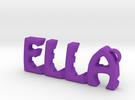 """""""Ella"""" nock depot (MyNocks) in Purple Strong & Flexible Polished"""