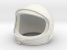Desktop Astronaut (helmet) in White Strong & Flexible