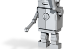 Udacity Robot in Stainless Steel