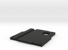Revi16 Baseplate in Black Strong & Flexible