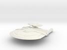 MoonWolf Class B BattleCruiser in White Strong & Flexible