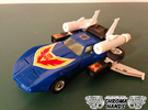 G1 Tracks Flight Mode Wings in White Strong & Flexible Polished