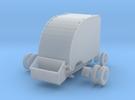 Gar Wood Bucket Loader, HO scale refuse truck in Frosted Ultra Detail