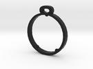Matt Plastic Thingy V21 in Black Strong & Flexible