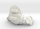 Legion - 005 Engine - 03 Wake Limiter in White Strong & Flexible