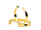 Unparalleled Bracelet in 18k Gold Plated