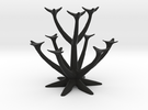 The spooky tree in Black Strong & Flexible