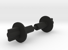 Terrapin Consumer Winder in Black Strong & Flexible