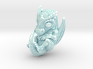 Porcelain Dragon Baby Medium in Gloss Celadon Green Porcelain
