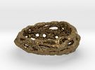 Cellulesque Ring in Polished Bronze