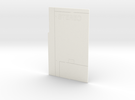 Sony Walkman TPS-L2 back panel in White Strong & Flexible Polished