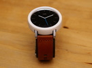 Moto 360 Gen 2 Bumper Case - 42mm Mens Tall in White Strong & Flexible