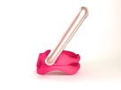 ST(r)AND CUFF 2 -Smartphone Stand -Bracelet Sz. S  in Pink Strong & Flexible Polished