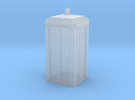 N (1:160) Tardis in Frosted Ultra Detail