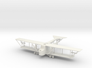 SSW R.III, Short Span, 1:144th Scale in White Strong & Flexible