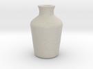 Vase 112513 in Sandstone