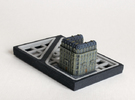 Paris Apartment Block B (2x2, 1x2) in Full Color Sandstone