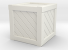 Small Crate in White Strong & Flexible