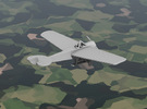 Nieuport 6M in White Strong & Flexible: 1:144