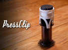 PressClip - The Aeropress Companion in White Strong & Flexible Polished