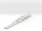 NEW! SL1 - Snap-In Rear Axle: HO Slot Car Chassis in White Strong & Flexible