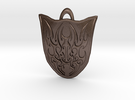 Ainmeer Crest in Matte Bronze Steel