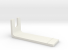 Pioneer PLX-1000 Overhang Gauge in White Strong & Flexible