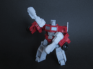 Legends Optimus Weapons in White Strong & Flexible