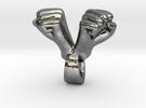 Victory Pendante in Premium Silver