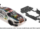 S10-ST3 BMW M4 DTM ch. SSD/LMP in Black Strong & Flexible