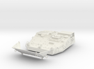 Stryker APC Front Kit(1:18 Scale) in White Strong & Flexible