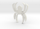 spider in White Strong & Flexible