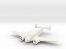 1/200 Beechcraft Model 18 in White Strong & Flexible