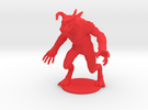 The Claw Death in Red Strong & Flexible Polished