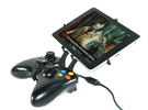 Xbox 360 controller & Acer Predator 8 in Black Strong & Flexible