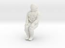 Gemini Astronaut 1:48 in White Strong & Flexible
