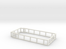 MA18 Silage Racks in White Strong & Flexible